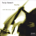 Terje Gewelt / Christian Jacob: Duality cover