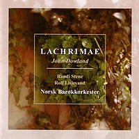 Norwegian Baroque Orchestra: Dowland - Lachrimae (cover)