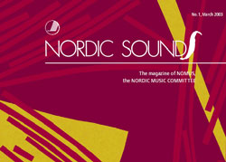 Nordic Sounds Nr. 1 2003